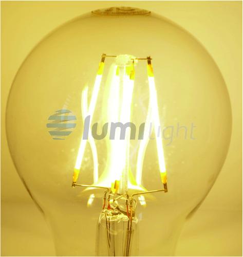 Żarwka LED filament.