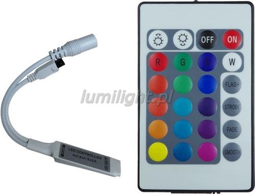 STEROWNIK LED RGB IR 60S1 72W LL0158