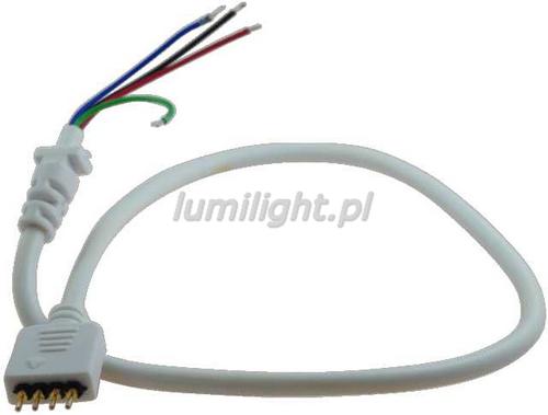Wtyk do sterownika LED RGB
