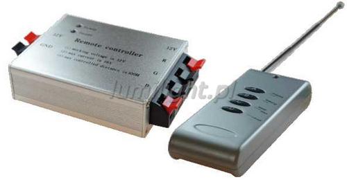 STEROWNIK LED RGB RF 4BH 216W LL0172