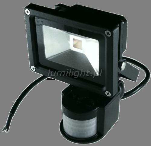 Naświetlacz LED z czujnikiem ruchu