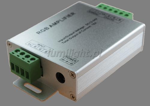 Wzmacniacz LED RGB 216W LL0707
