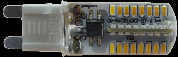 Żarówka LED G9