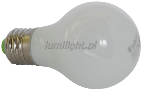 ŻARÓWKA LED A60 E27 8,5W CIEPŁA LL1865