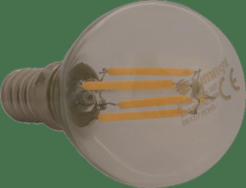 ŻARÓWKA LED G45-FIL/360° E14 5,5W CIEPŁA LL2442
