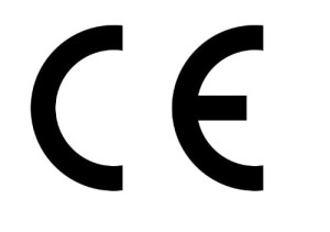 CE sign LED