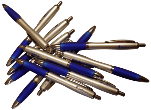 Długopisy reklamowe Lumilight