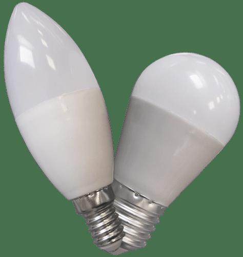 Żarówki LED 8W C37 E14 Lumilight