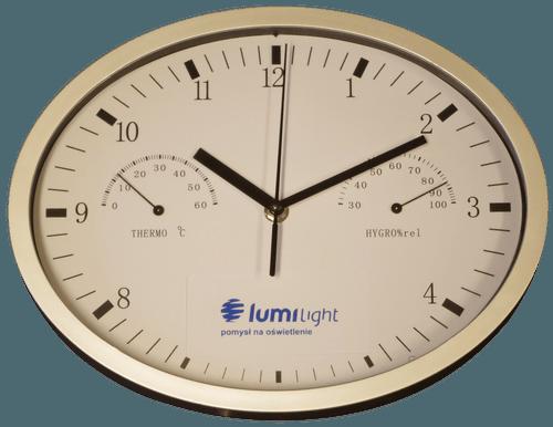 zegar lumilight